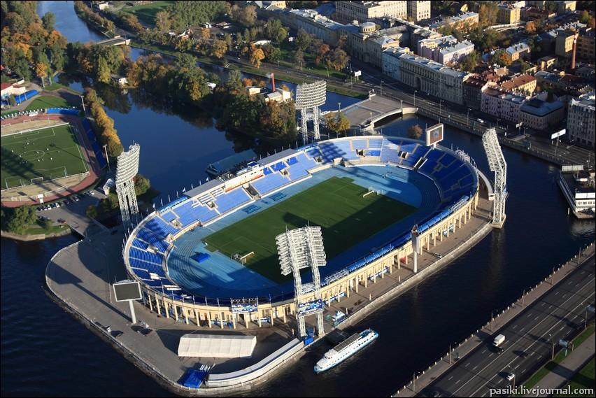 данное стадион зенит питер петровский фото фотографиям